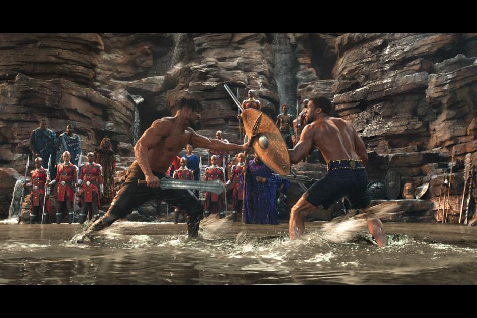 "ART OF THE CUT on ""Black Panther"" with editor Michael Shawver 53"