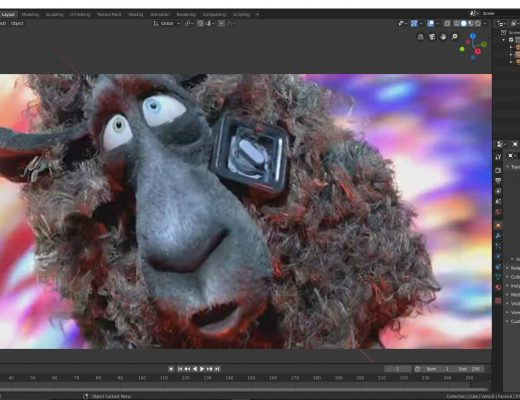 Blender 2.8: A Maya killer for free? 51