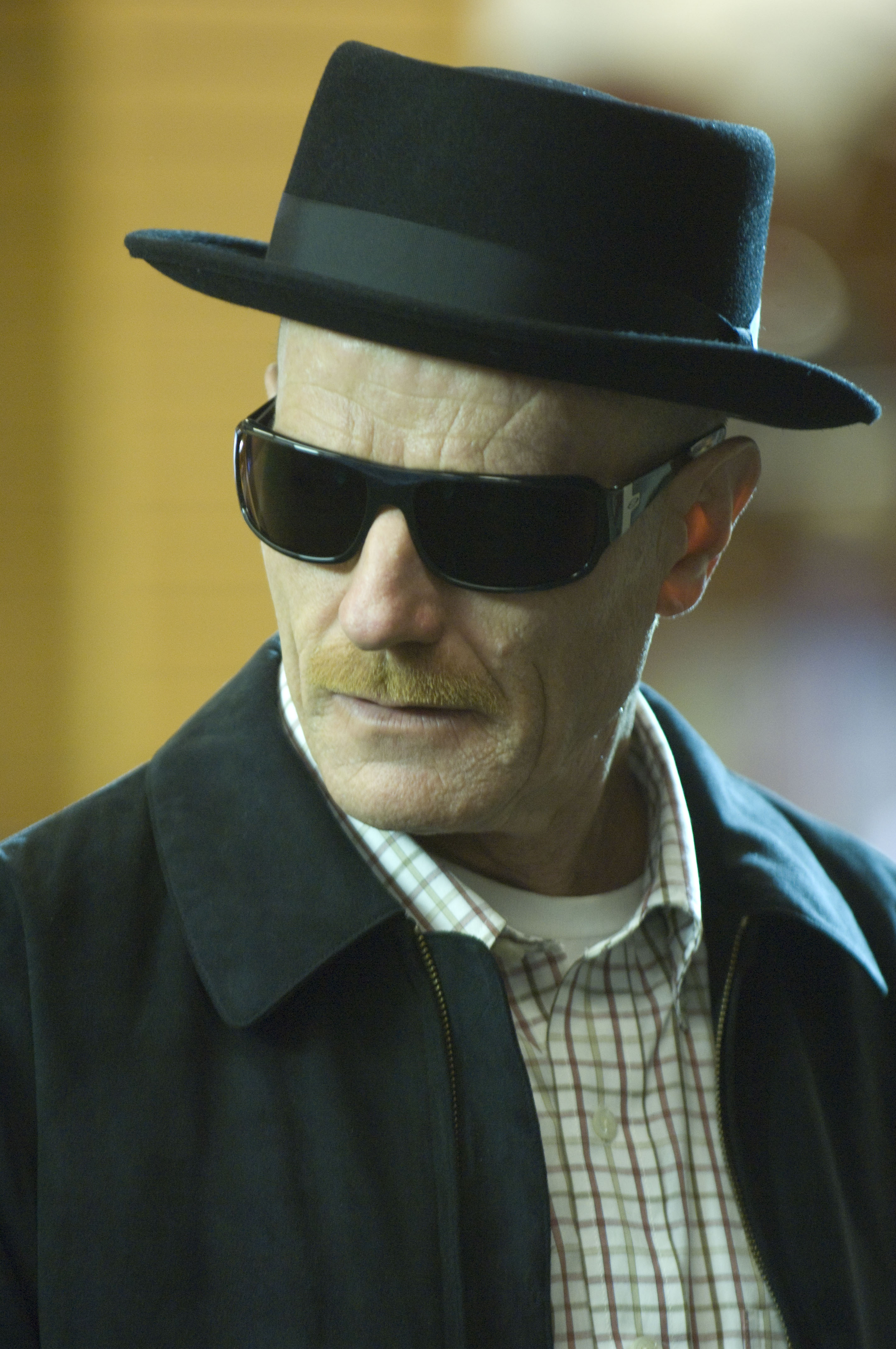 Walter White (Bryan Cranston) - Breaking Bad - Season 2, Episode 7 - Photo Credit: Lewis Jacobs/AMC