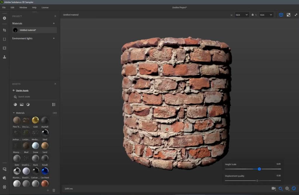 Adobe leva a sério o design 3D 19