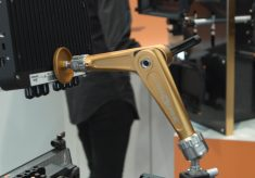Bright Tangerine Talks Titan Arm with PVC: NAB 2016