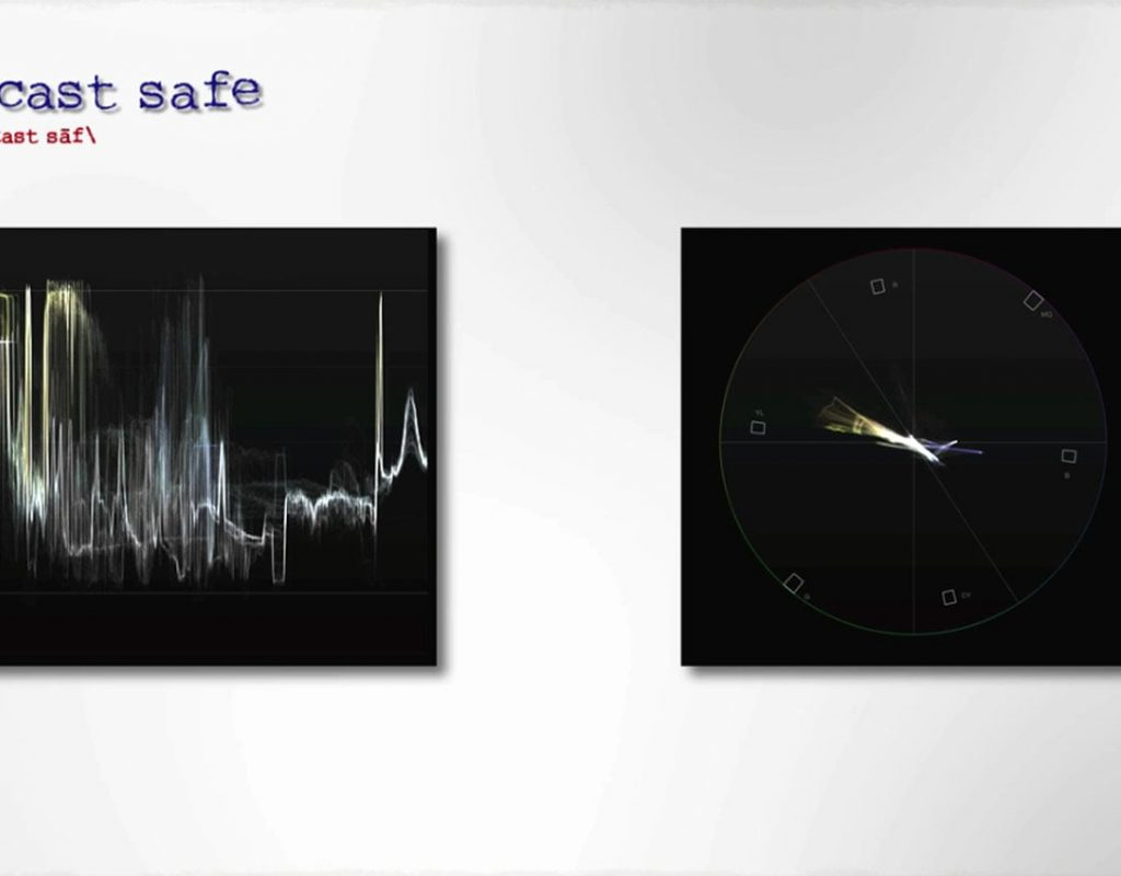 Term of the week: Broadcast safe 1