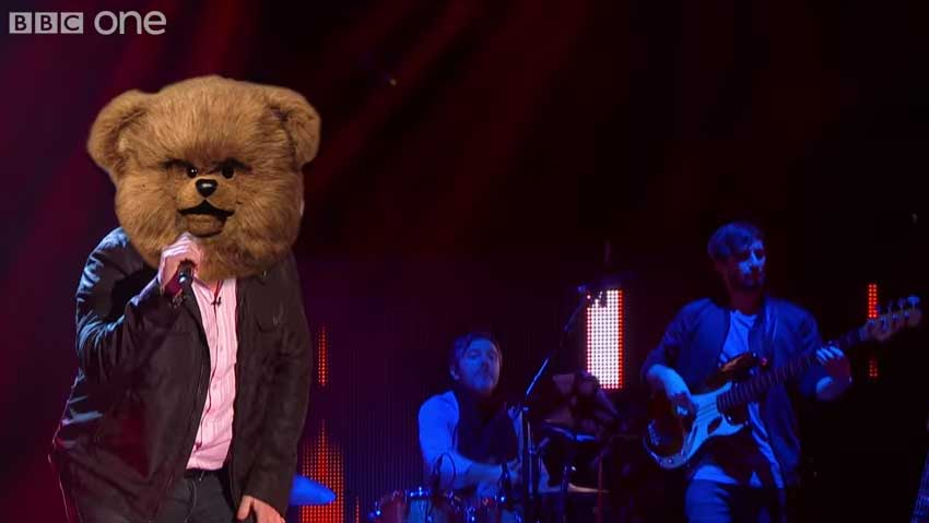 Bungle from Rainbow