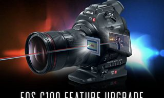 Quick Takes: Phase-detect AF coming to Canon C100; DaVinci Resolve 10 released