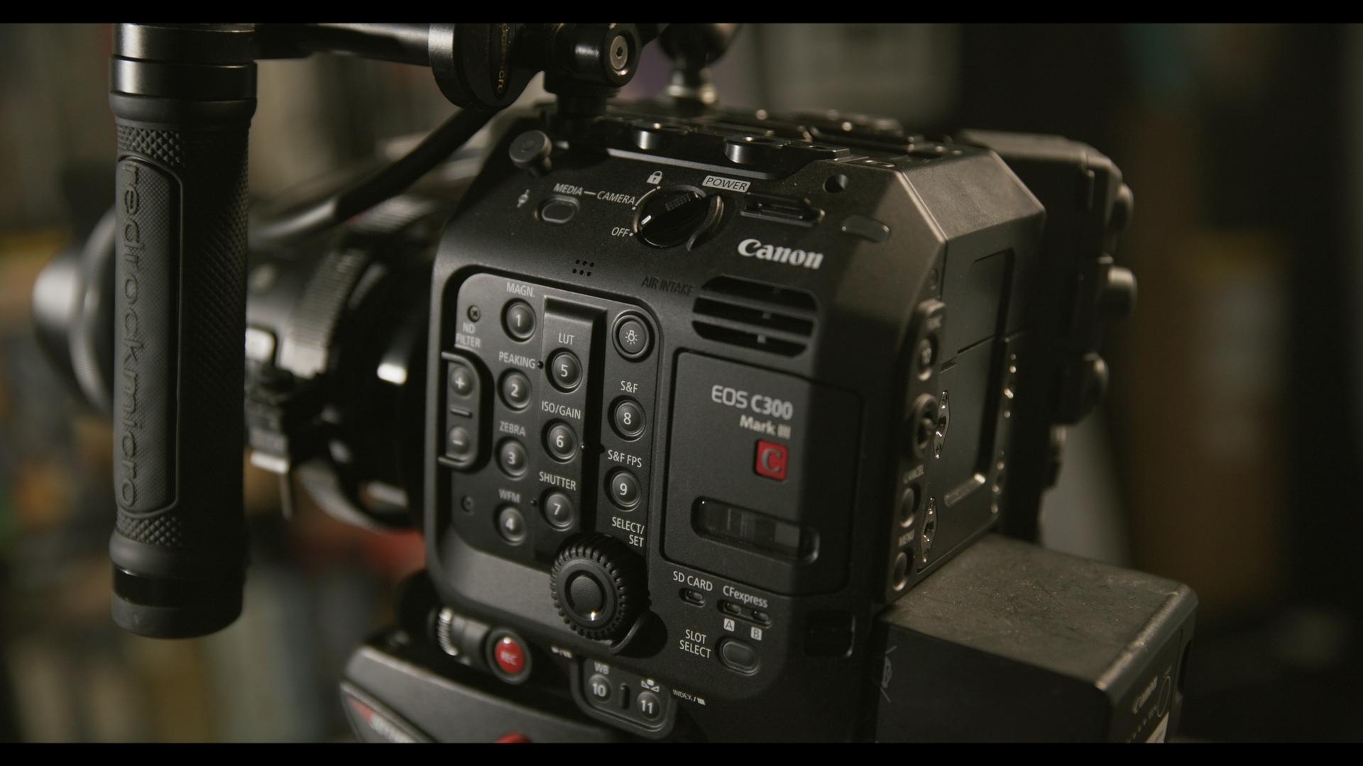 Super35 or Full Frame? // C300mkIII & C500mkII Comparison 2
