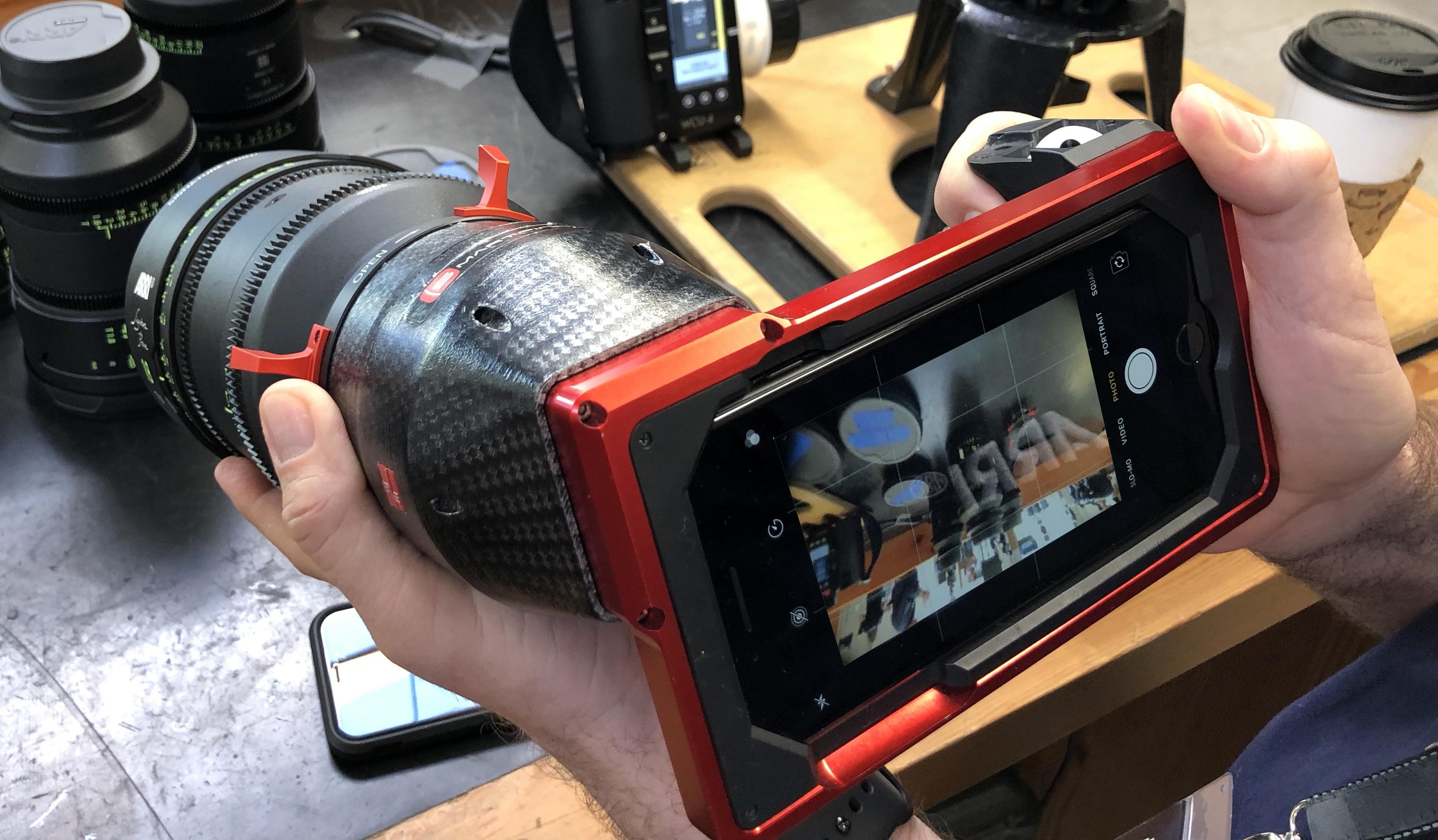 Quick look: IBE Optics SmartfinderPro 5