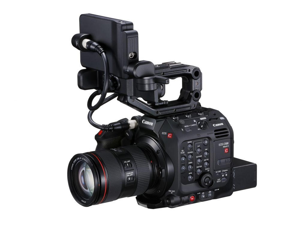 Canon Announces C500 Mark II 5.9K Full-Frame Camera 1