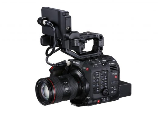 Canon Announces C500 Mark II 5.9K Full-Frame Camera