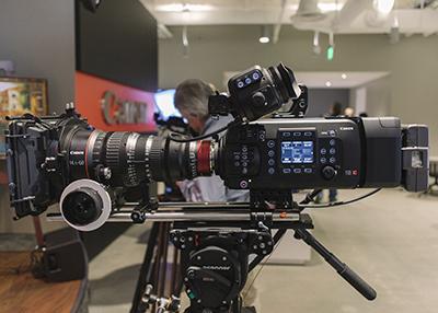 A Look Inside Canon Burbank 4