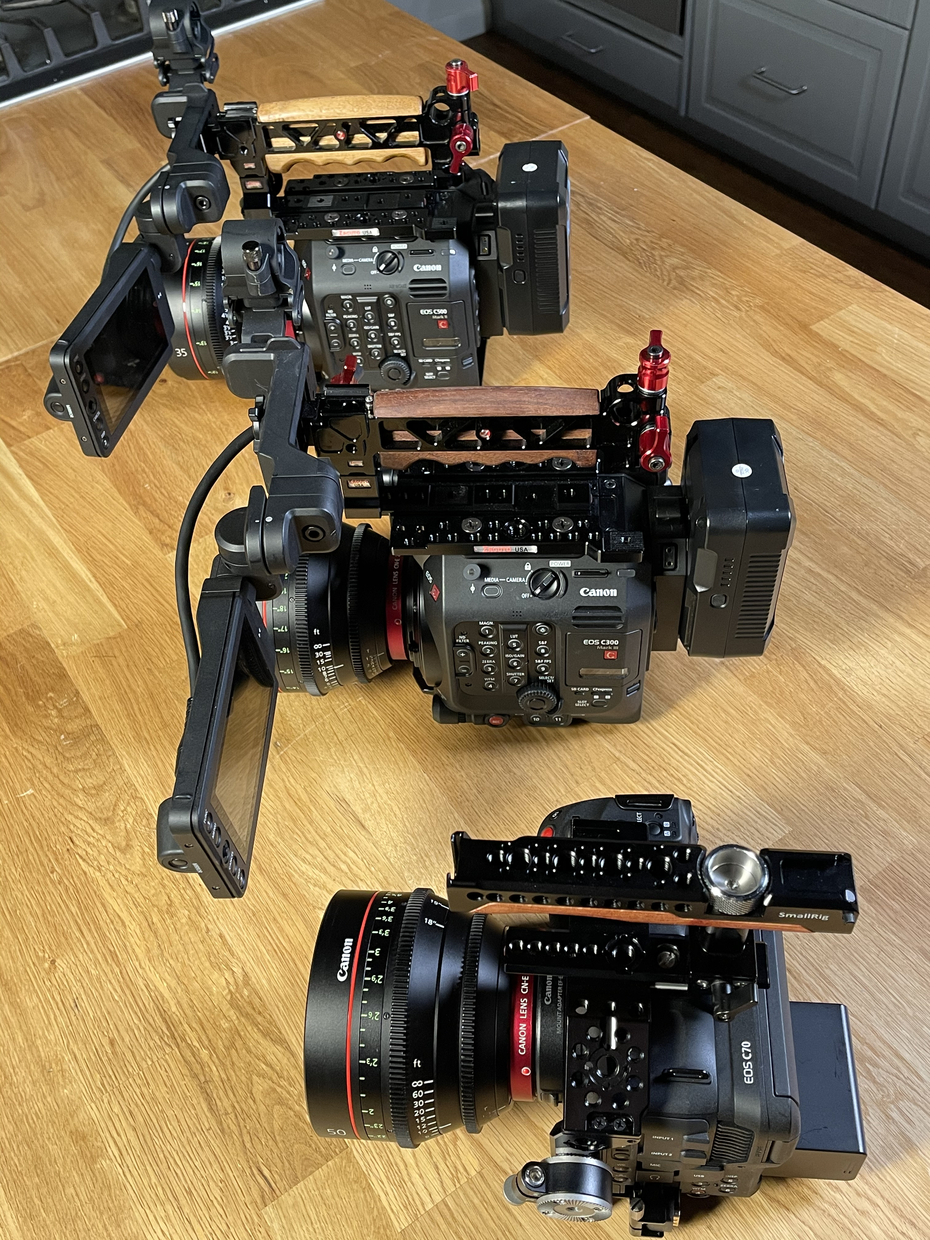 Is the Canon C70 a viable cinema camera or just another entry in a crowded field? 43