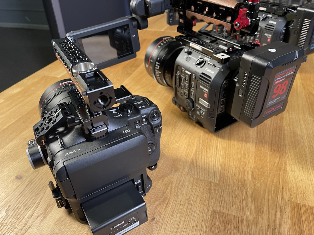 Is the Canon C70 a viable cinema camera or just another entry in a crowded field? 40