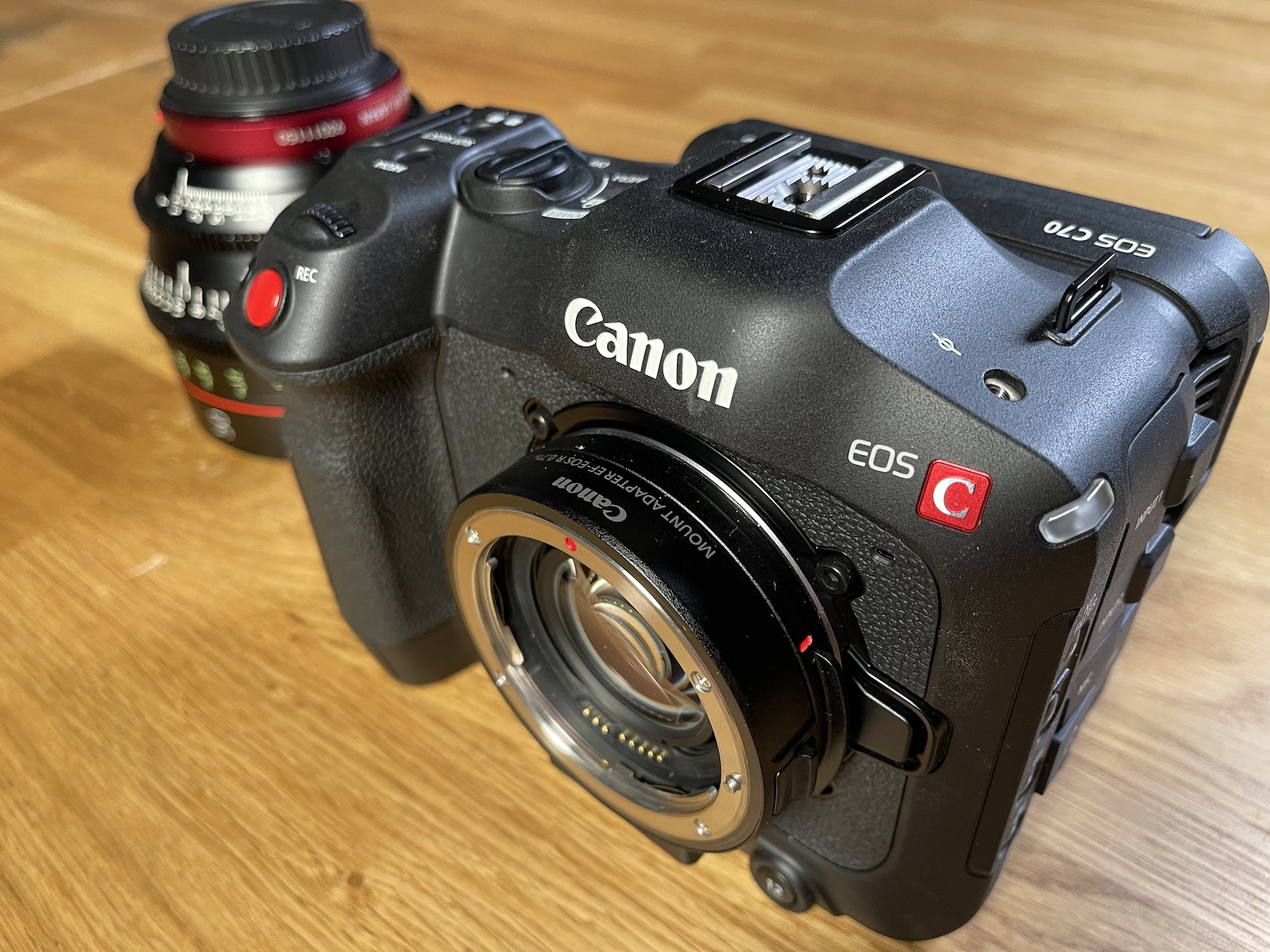 Is the Canon C70 a viable cinema camera or just another entry in a crowded field? 36