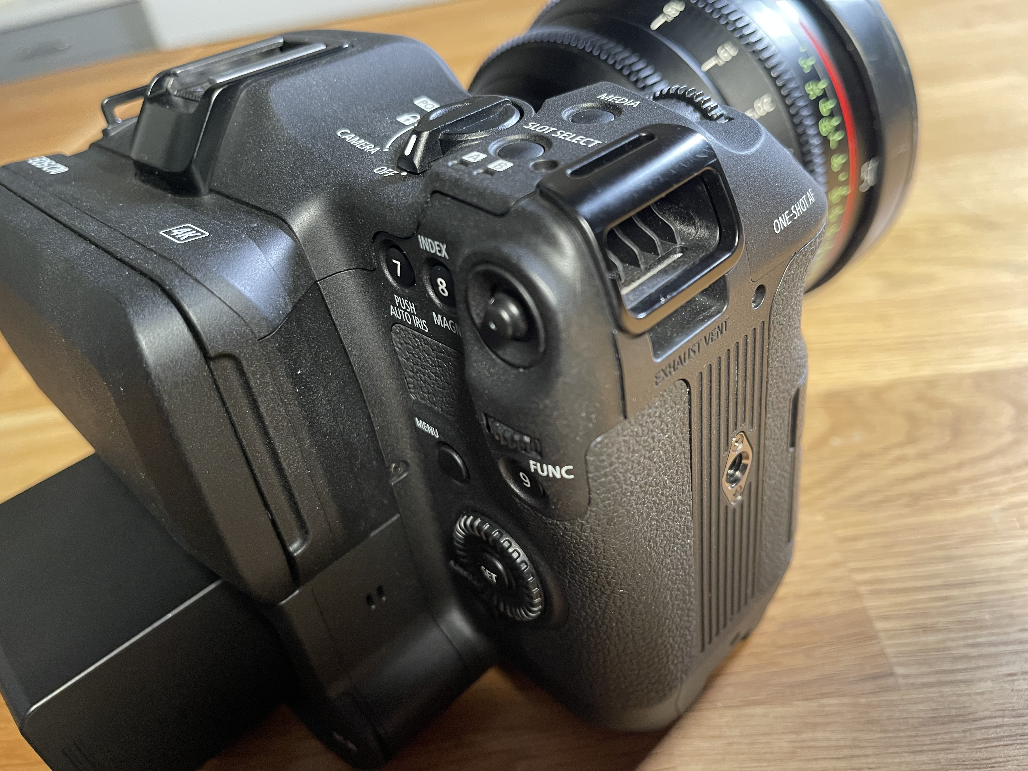Is the Canon C70 a viable cinema camera or just another entry in a crowded field? 49