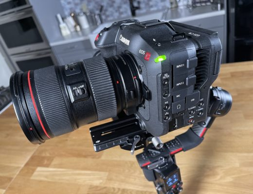 Is the Canon C70 a viable cinema camera or just another entry in a crowded field? 50