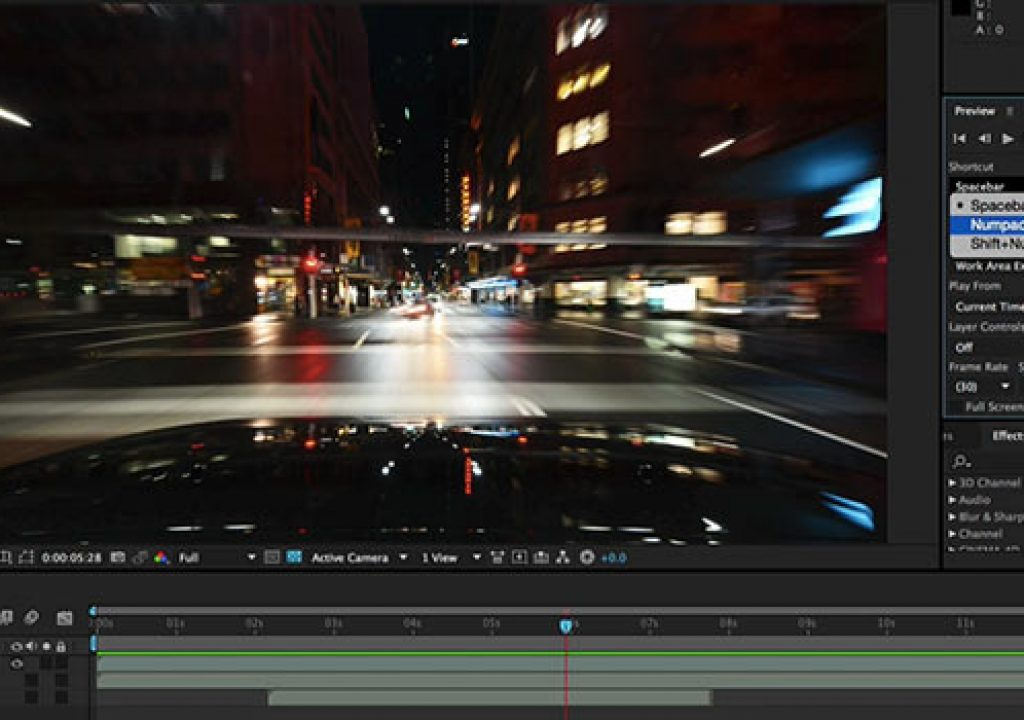 After Effects Hidden Gems Weekly: Previews in After Effects CC 2015 1