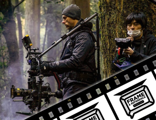 """Bennett Cerf, DP of """"Users"""" // Frame & Reference Ep.10 8"""