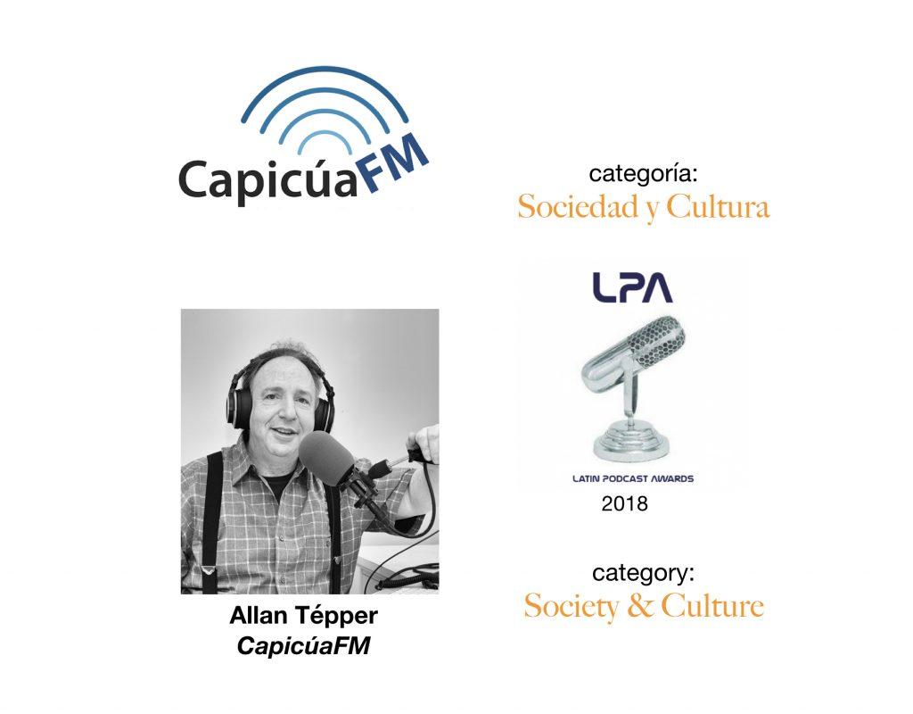 <em>CapicúaFM</em> wins 2018 award from LPA 3