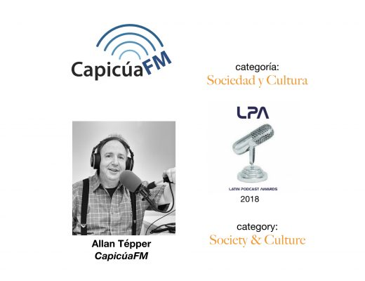 <em>CapicúaFM</em> wins 2018 award from LPA 5
