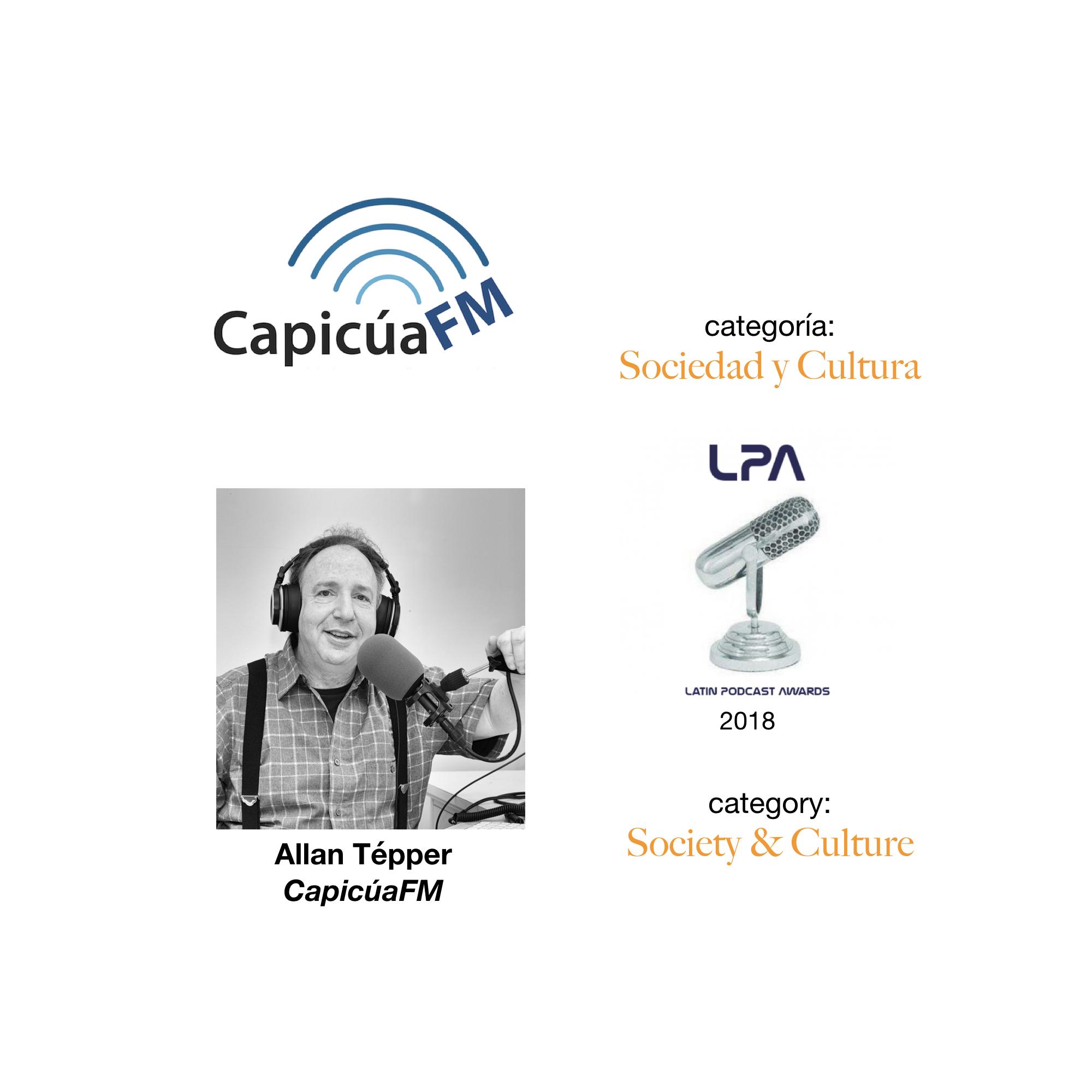 <em>CapicúaFM</em> wins 2018 award from LPA 4