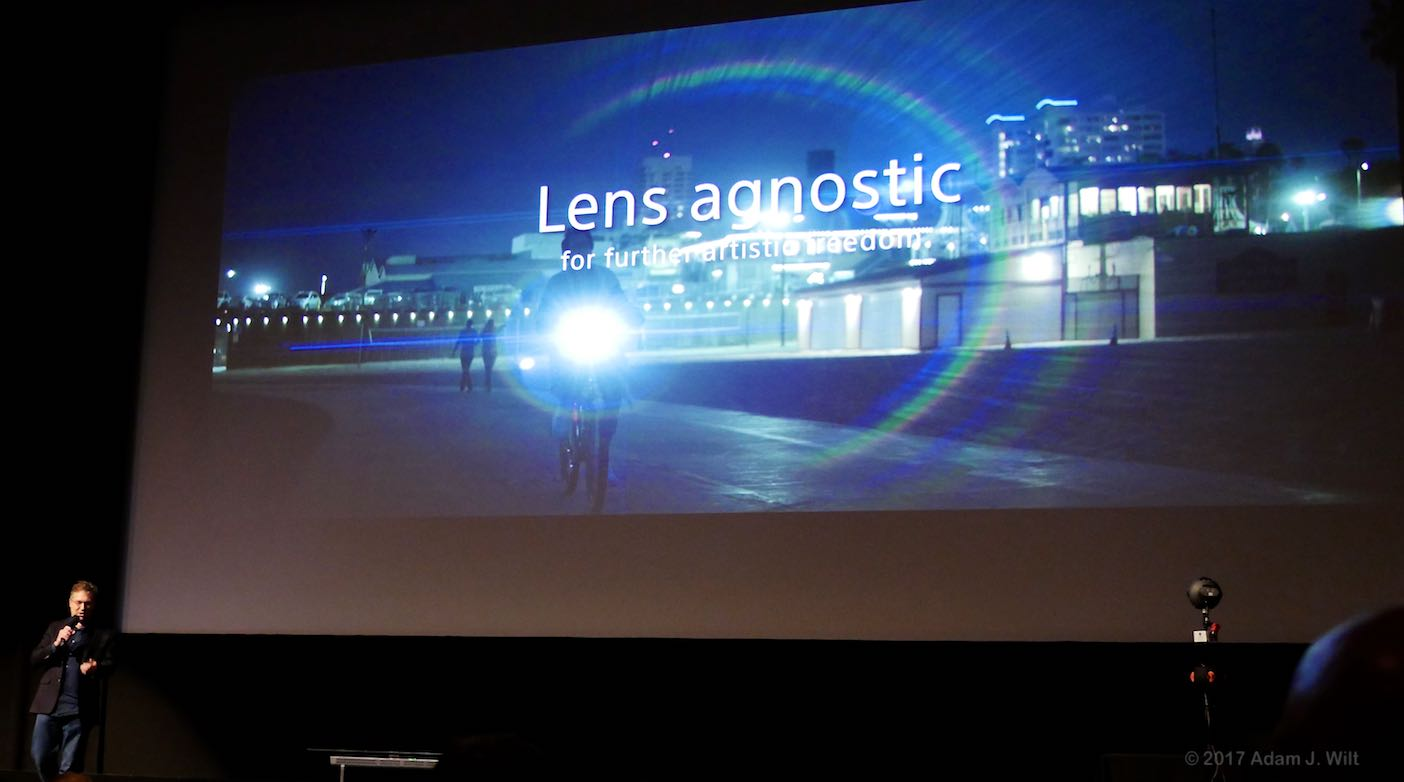 Sony Next-generation CineAlta presentation