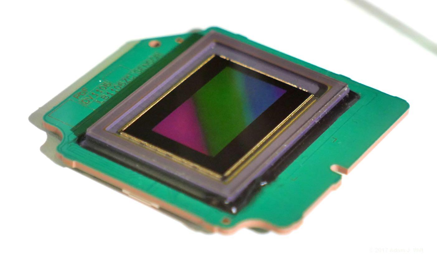 The EVA1's 5.7K sensor