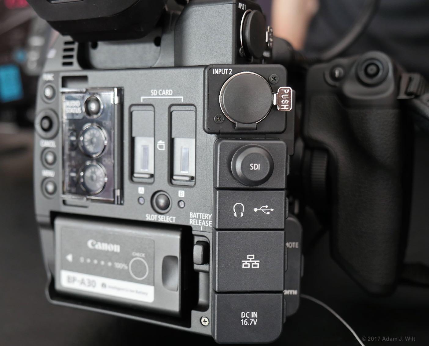 C200 connectors