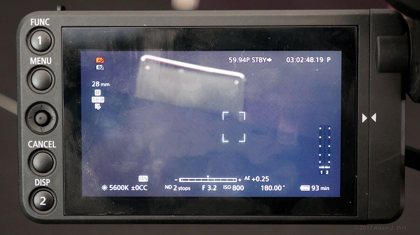 C200 LCD