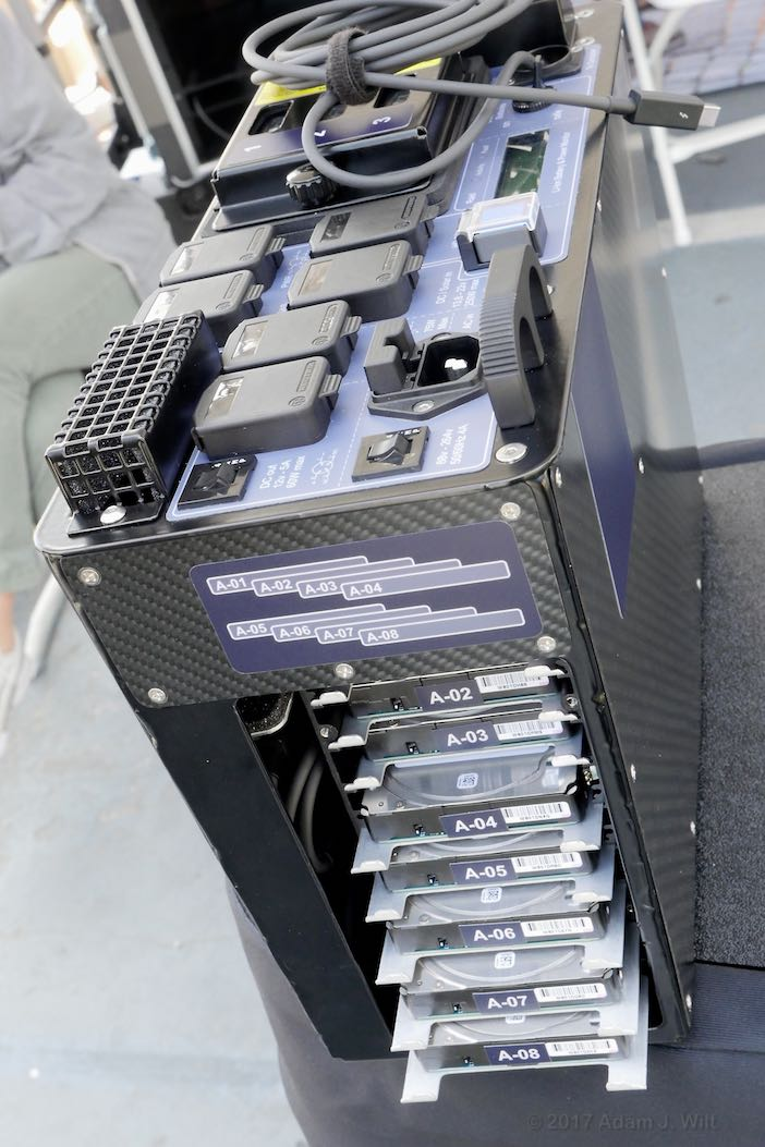 ThunderPack drive array