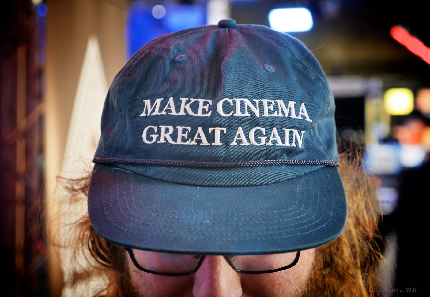 Make Cinema Great Again