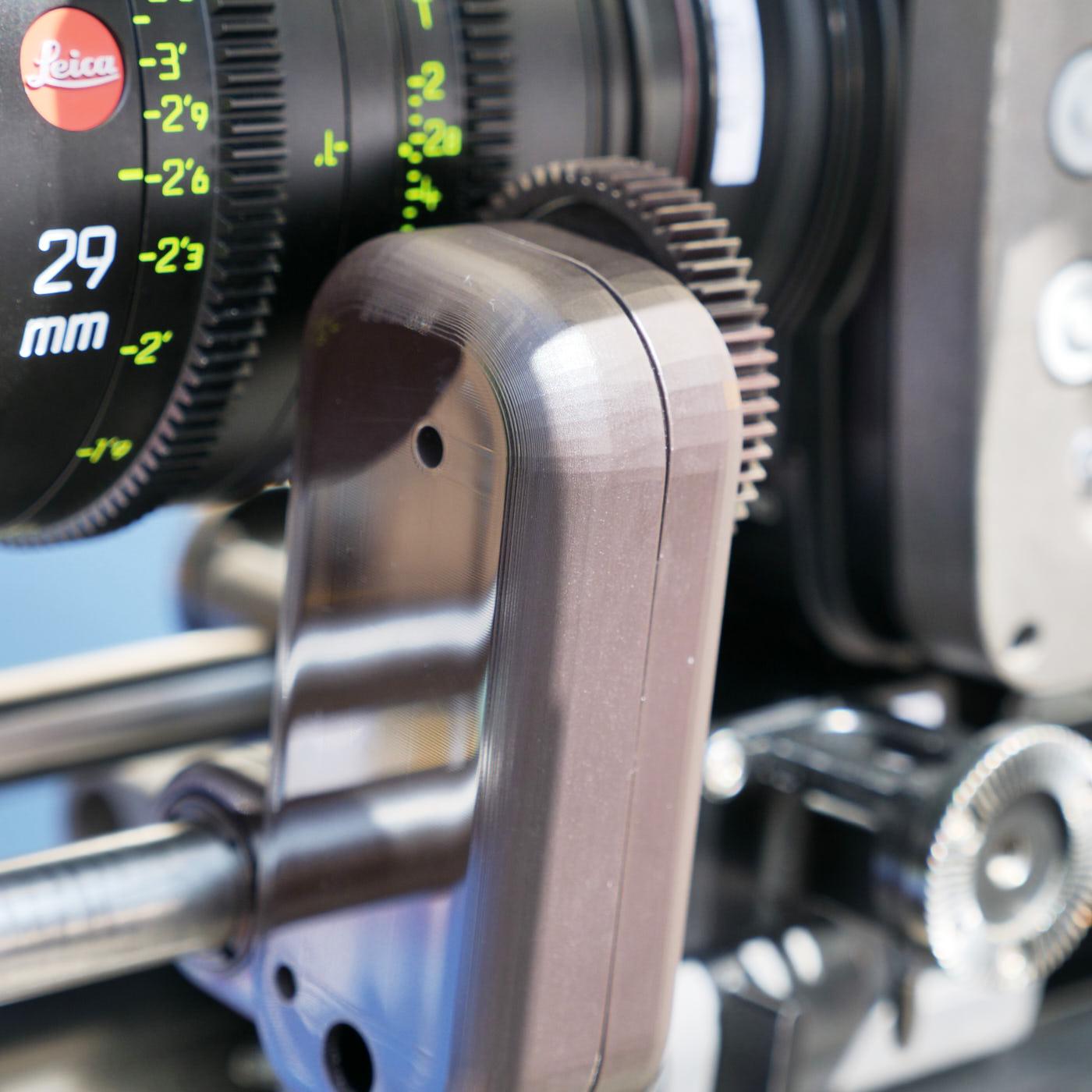 Moxie lens motor