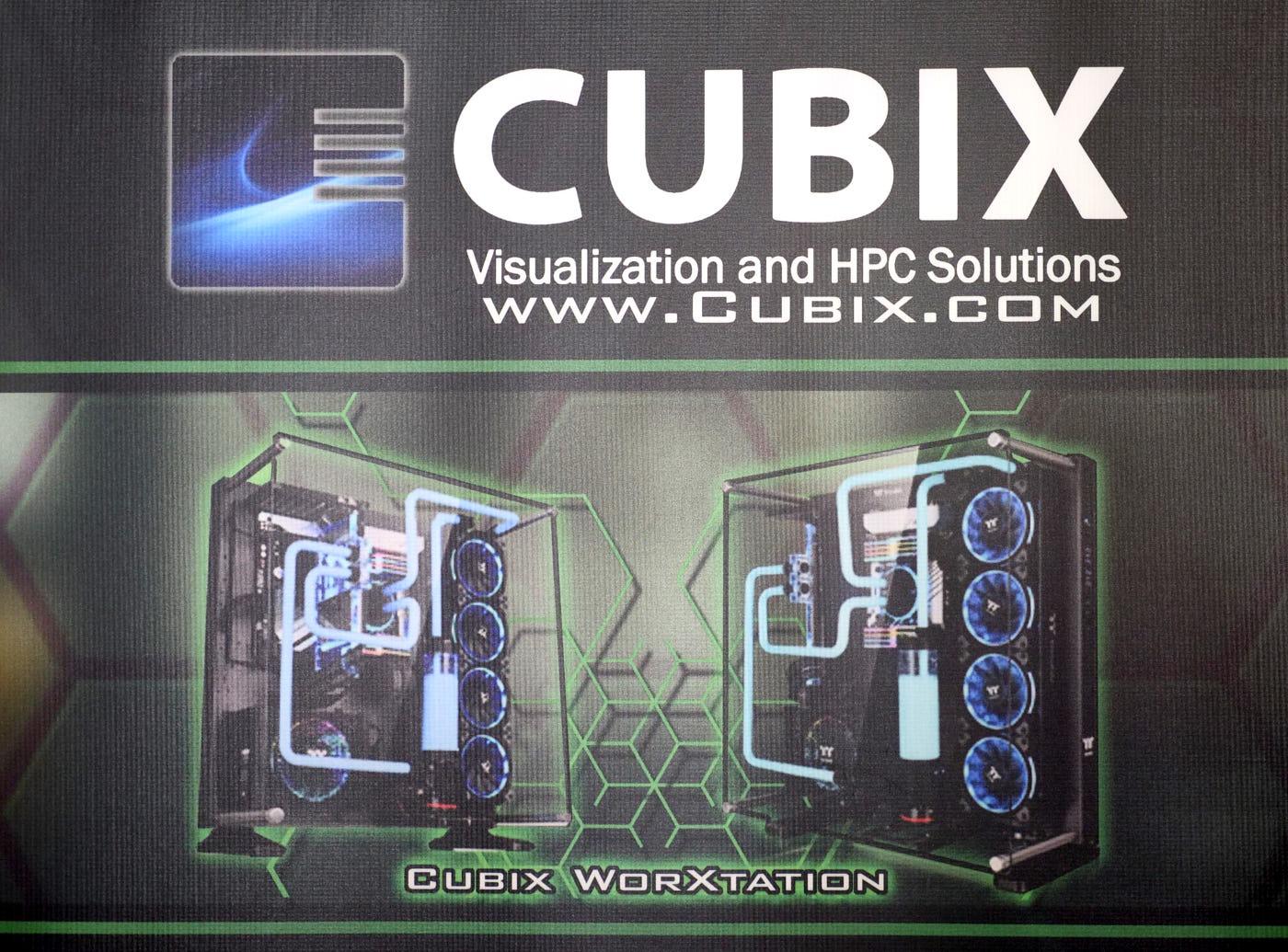 CUBIX banner