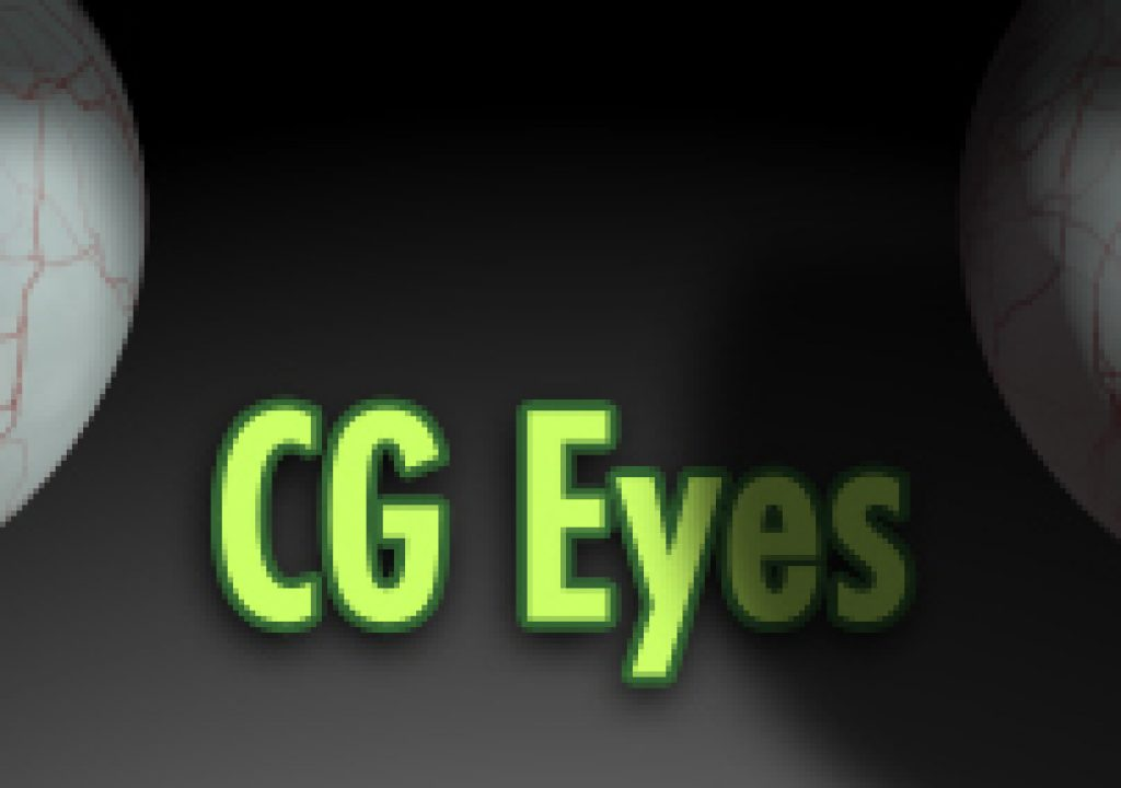 CG Eyes 1