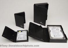 CRU-Dataport Drive Boxes