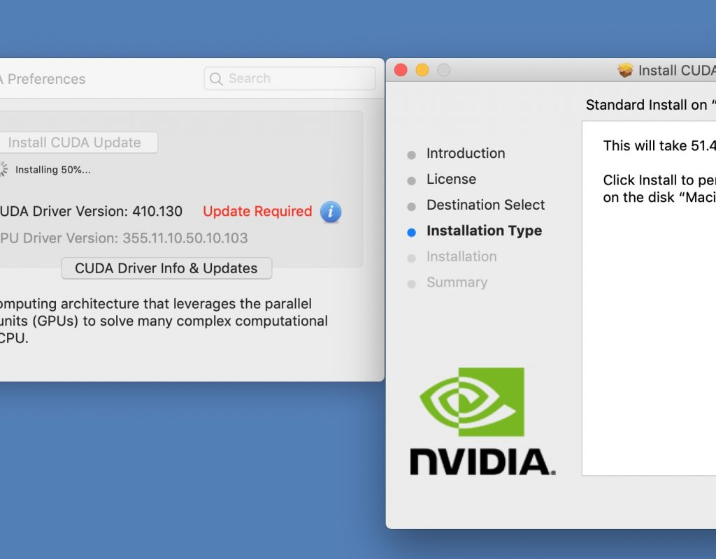 Officially official: NVIDIA drops CUDA support for macOS 9