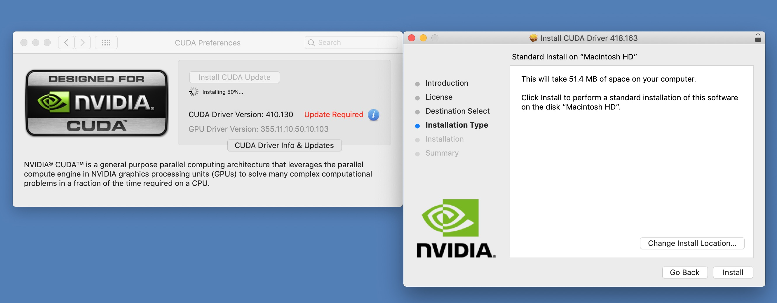 Officially official: NVIDIA drops CUDA support for macOS 10