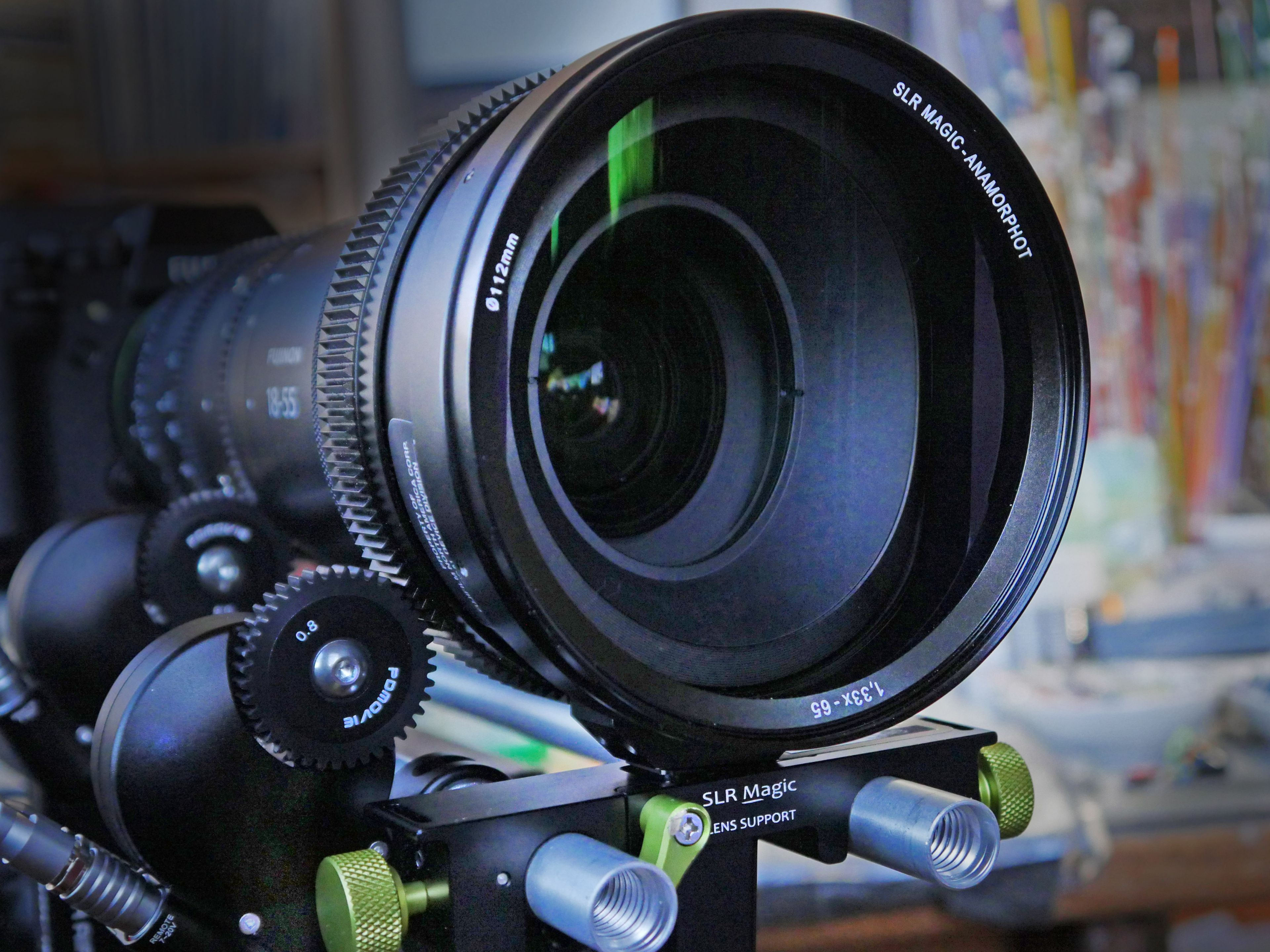 Fujinon's MK lenses paired with SLR Magic's Anamorphot bring widescreen magic to low budget filmmaking 5