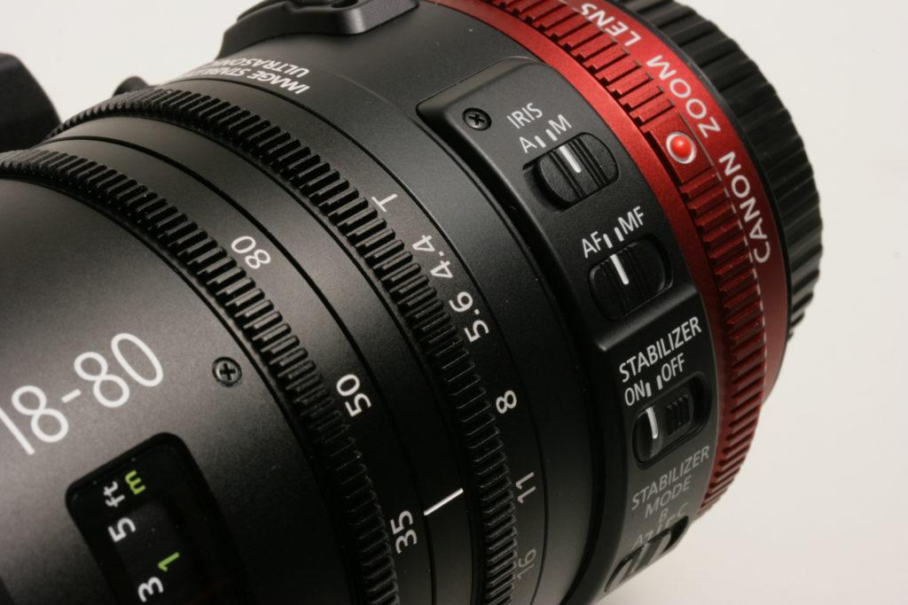 A lens I'd like - One lens for a single chip camera 10
