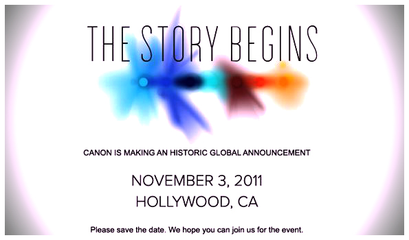 Canon's Big News 3