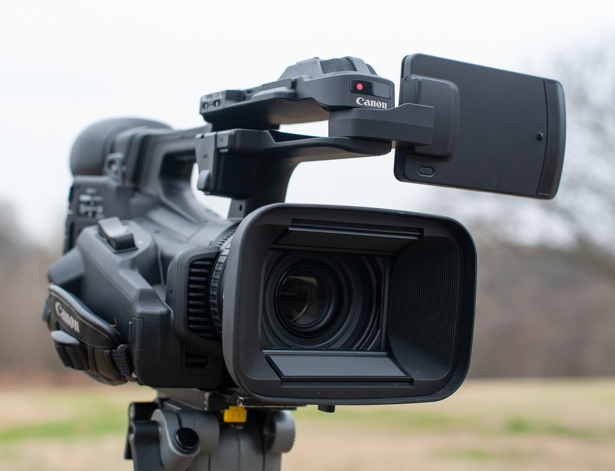 Review: The Canon XF705 4K Camcorder by Brian Hallett