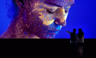 Re-Defining Large Scale Visuals With Sony
