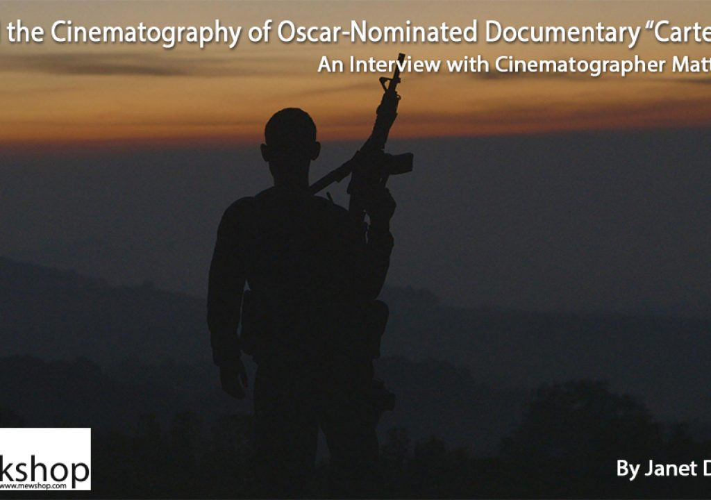 """Behind the Cinematography of the Oscar-Nominated Documentary """"Cartel Land"""" 1"""