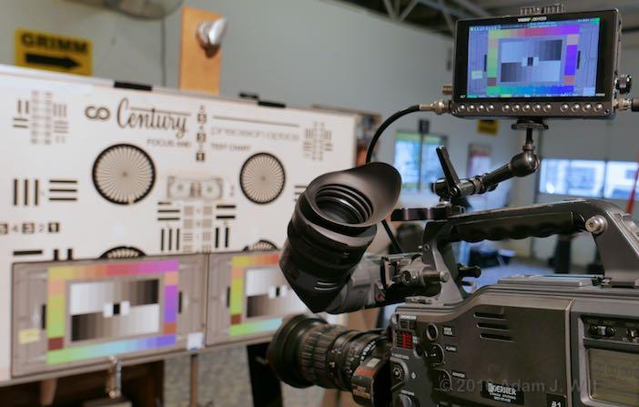 HDX900 on the charts at Koerner Camera