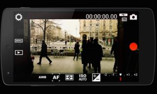 First look: Cinema FV–5 for Android, similar to FiLMiC Pro for iOS