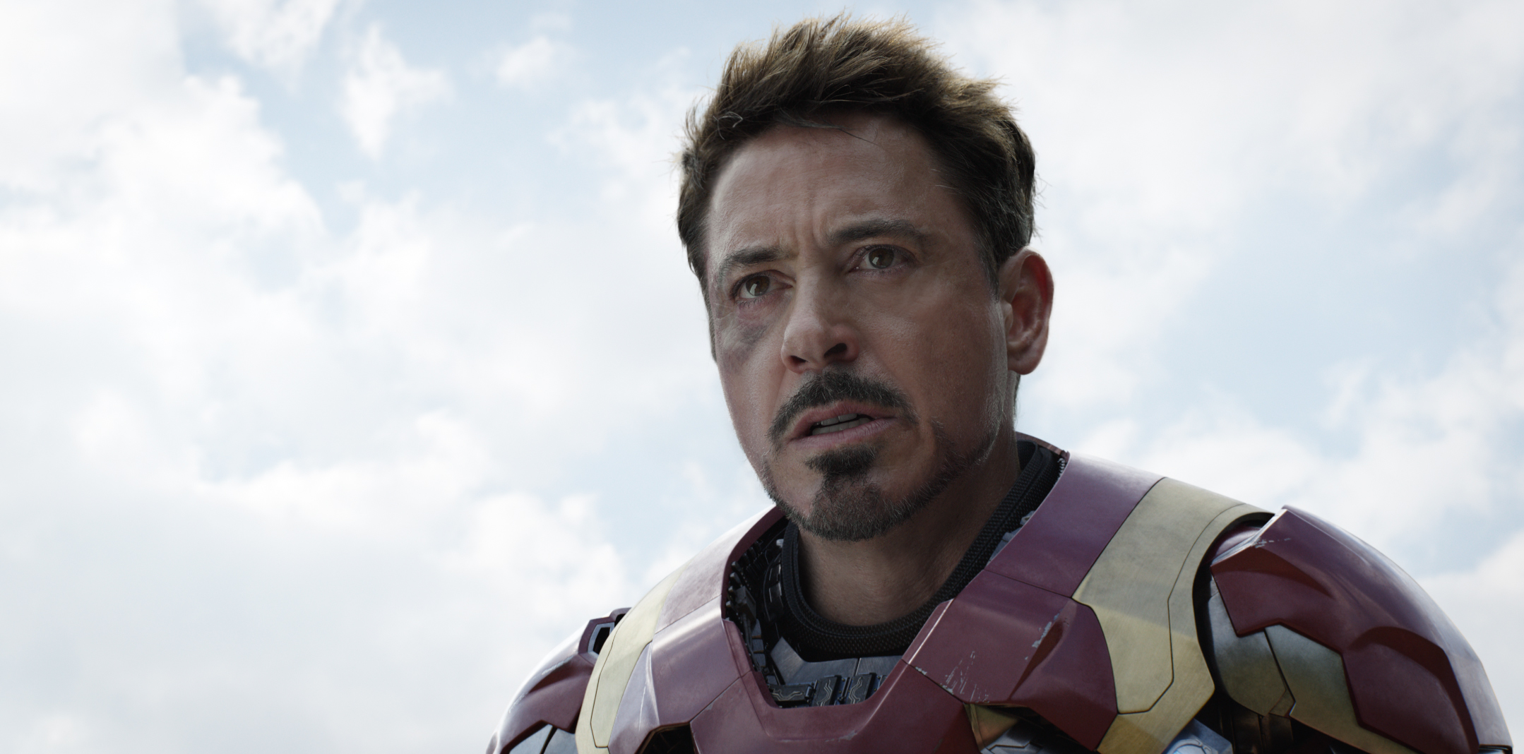 Marvel's Captain America: Civil War Iron Man/Tony Stark (Robert Downey Jr.) Photo Credit: Film Frame © Marvel 2016