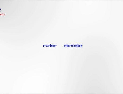 Term of the week: Codec 13