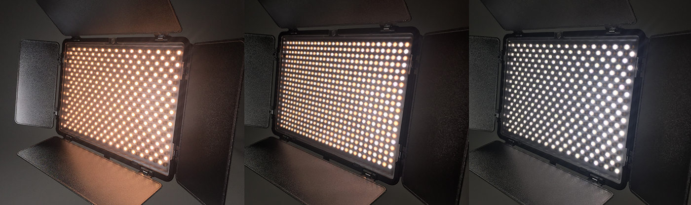 Product Review: Polaroid small portable LED production light panels 13