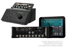 Comparing wireless audio mixer's specs: Behringer/Midas & Mackie