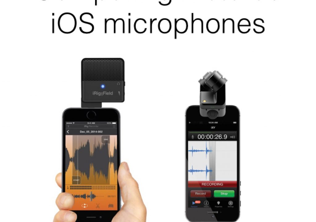 Initial review: ShurePlus MOTIV Mobile Recording app for iOS 1