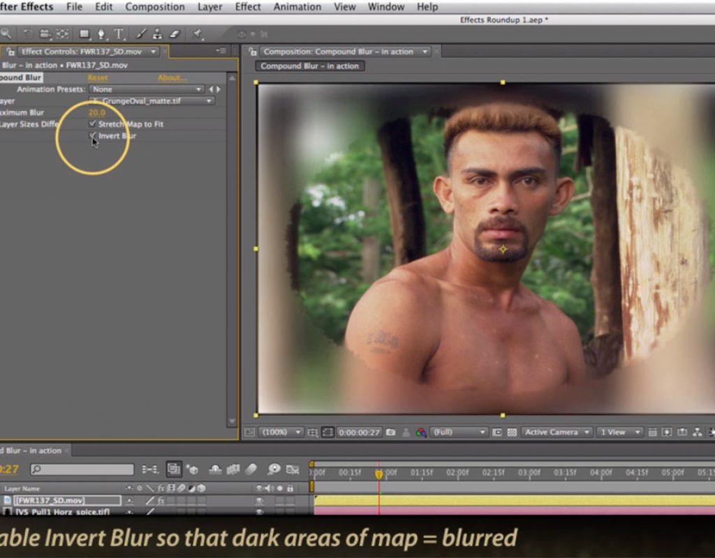 Classic Course: Compound Blur 1