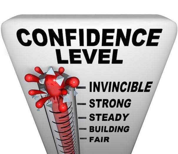 Confidence Level 605